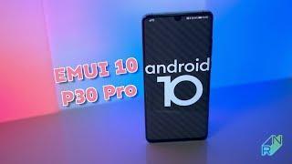 EMUI 10 Android 10 Huawei P30 Pro + konkurs | Robert Nawrowski