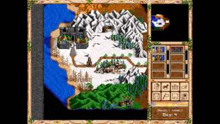 HD Strategies: Heroes of Might and Magic 2 Gameplay Basics part 1