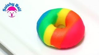 Play-Doh Rainbow Donut thumbnail