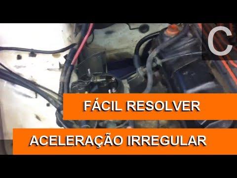 Dr CARRO Gol Aceleração Irregular Fácil de Resolver - Vale para qualqauer ...