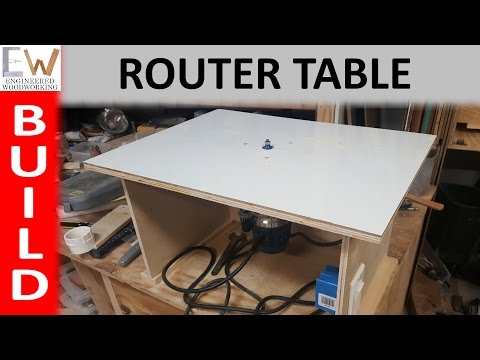 Router Table under $20 - DIY
