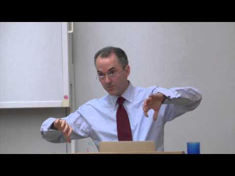 'Did Derivatives Cause the Financial Crisis?' - Ed Murray: 3CL Lecture