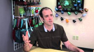 ChicoBag President CEO Andy Keller, Speaks On: What Is A Bag Monster? Thumbnail