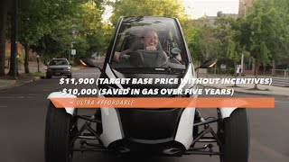 The Arcimoto Story - The Everyday Electric Vehicle - #FutureIDrive