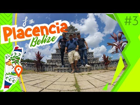 This is Placencia, Belize 3 - Gopro Time Warp