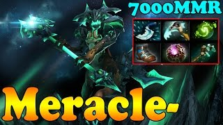 Dota 2 - Meracle- 7000 MMR Plays Outworld Devourer Vol 3 - Gameplay!
