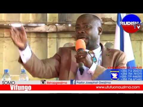 Maombi Ya Kuvunja Vifungo Vya Kishetani Ep 2/5 Bishop Dr Gwajima