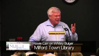 Friends of the Milford Town Library Present: Howie Carr