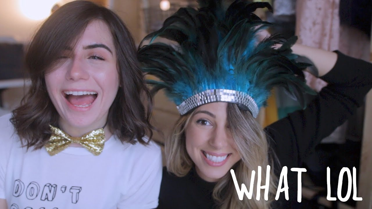 WERE GETTING NAKED!? - YouTube
