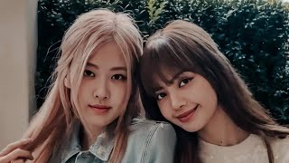 Chaelisa Moment #Lisa #Rosie #BLACKPINK