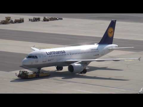 Vienna Airport Terrace Spotting September 2016