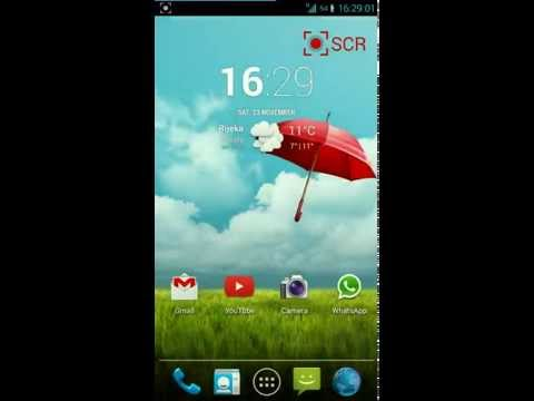 Huawei Ascend P1 running Android 4.3.1 (CM 10.2)