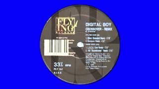Digital Boy - Crossover (Remix) (L.U.C.A. Over Remix)