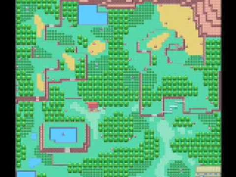 Pokemon Ruby Sapphire Emerald Safari Zone Youtube