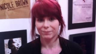 Nicole Brown - Graphic Design - The Art Institute of Washington Portfolio Show, Winter 2012
