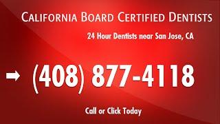 24 Hour Emergency Dentist San Jose, CA - (408) 877-4118 | Best Emergency Dental Care