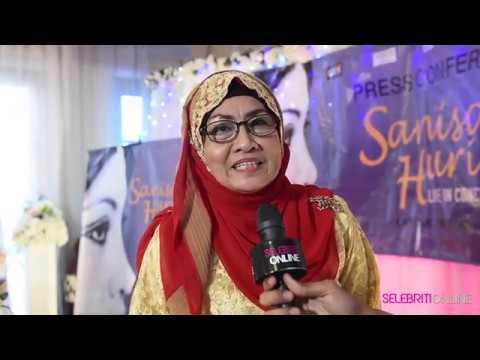 Konsert Sanisah Huri Live In Singapore 2019