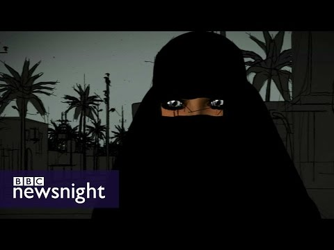 What's it like to be a woman in Mosul? BBC Newsnight