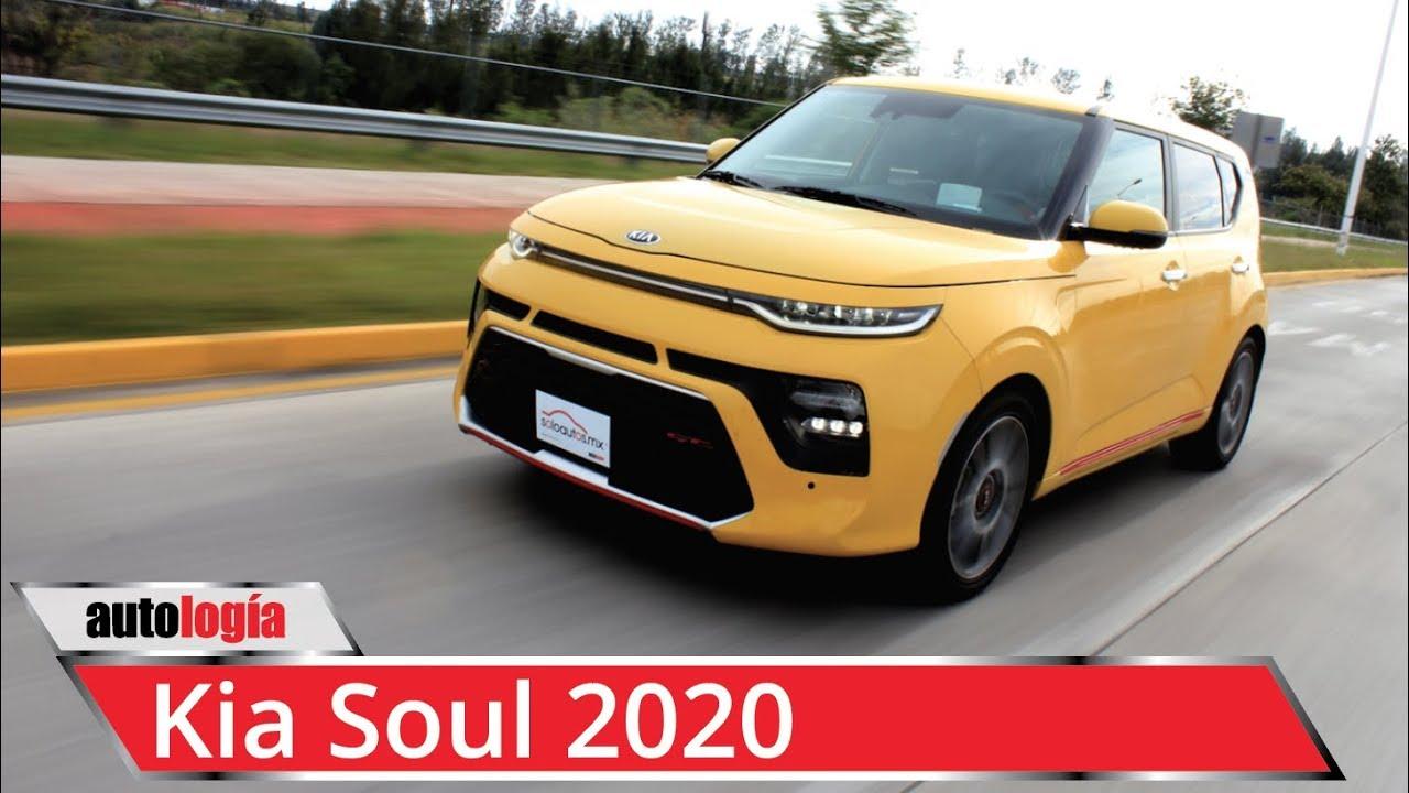 Kia Soul 2020 Test Tecnico Revolucion Visual Youtube