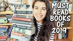 BOOKS I MUST READ IN 2019