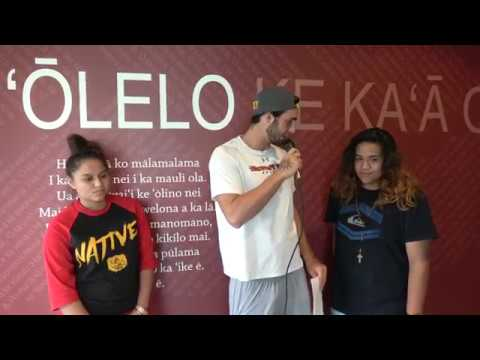 Vulcan Voice #4 College of Hawaiian Language - Bruno Figlia