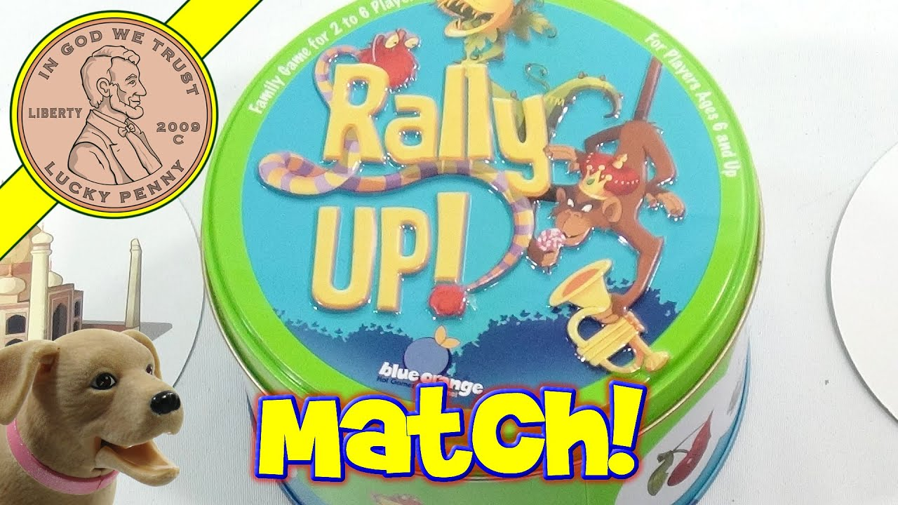 Download Rally Up Card Game, It's All About The Food!