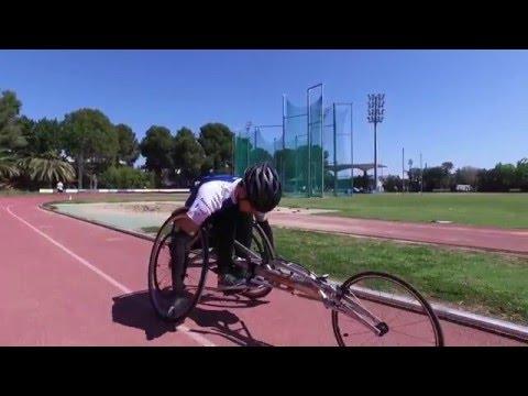 Minuto Paralímpico - Concentración Equipos  de Promesas AXA y Liberty Seguros