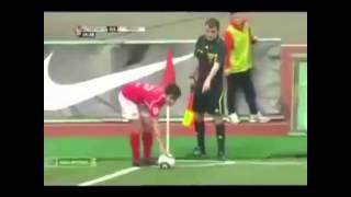 Приколы в российском футболе