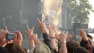 30 Seconds To Mars - Attack, Download Festival 2010