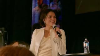 Lana Parrilla OUAT Chicago 2017 Panel Part 1