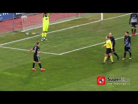 Super liga 2017/18: 24.Kolo: PARTIZAN – ZEMUN 1:1 (0:0)