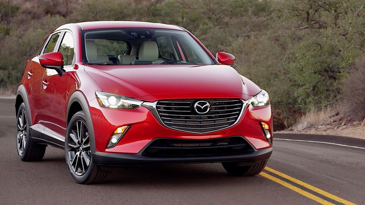 Mazda CX-3 (2016) Interior, Exterior Design - YouTube