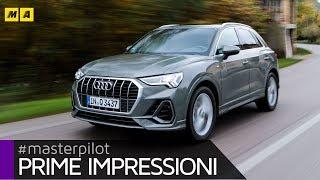 Audi Q3 2018 | Prova su strada 35 TDI 150 CV