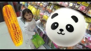 SQUISHY HUNTING - Squishy Haul di Mall BEC - Squishy Collection Indonesia