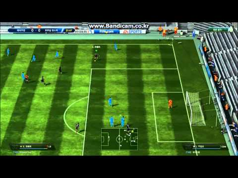 WindKing Special on FIFA online 3 (ver.real skills)