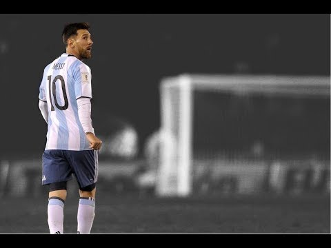 Messi - Never gives up