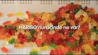 HARIBO ürünlerinin nasıl üretildiğini biliyor musunuz? HARIBO Türkiye fabrika filmimiz yayında!