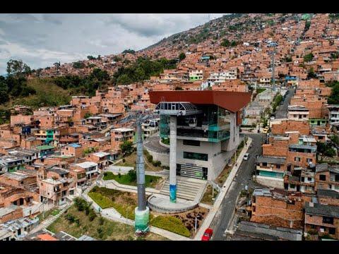 ¡Qué orgullo! Medellín pone en operación comercial su quinto metrocable