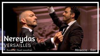 1. VERSAILLES - Nereydas (live) - Durante: Qual nocchier - Mineccia, Illán