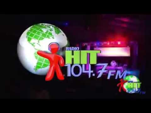 Radio hit 104.7 fm la mas urbana de nicaragua