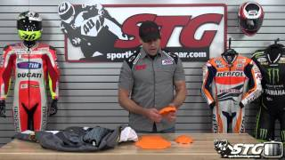 Icon Overlord Textile Jacket Review from Sportbiketrackgear.com
