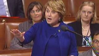 Rep. Louise Slaughter Explains the Health Care Bill Process