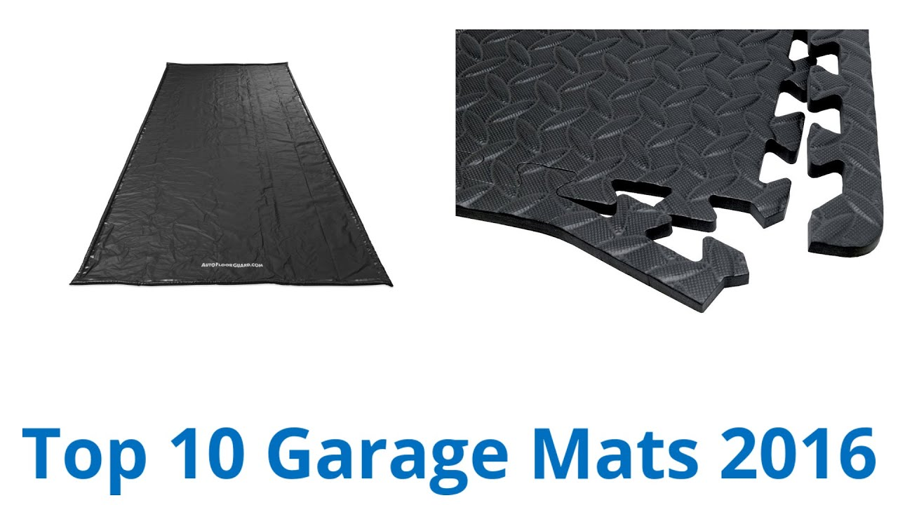 Drymate Garage Floor Mat Review 10 Best Garage Mats 2016