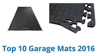10 Best Garage Mats 2016
