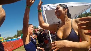 Obstacle Course Race - Rugged Maniac dominated by TEAM PVL! [All obstacles]