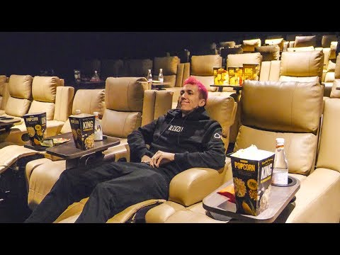I RENTED A CINEMA TO WATCH AN ADULT MOVIE...