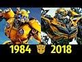 😎 Бамблби - Эволюция (1984 - 2018) ! Все Появления Би-127 🐝!