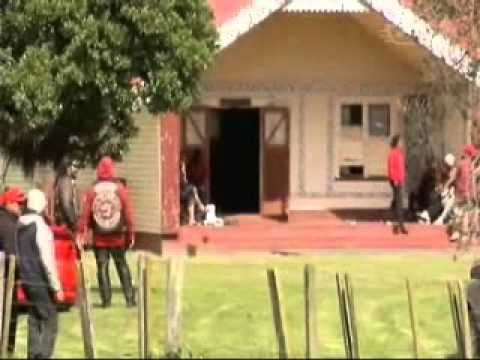 Mongrel Mob under tight surveillance at the funeral of Kelly