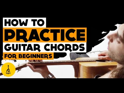 How To Practice Guitar Chords For Beginners Change Chords Fast