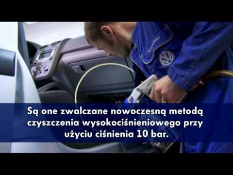 Dezynfekcja Parownika Klimatyzacji Vw 2012 Mpg Youtube